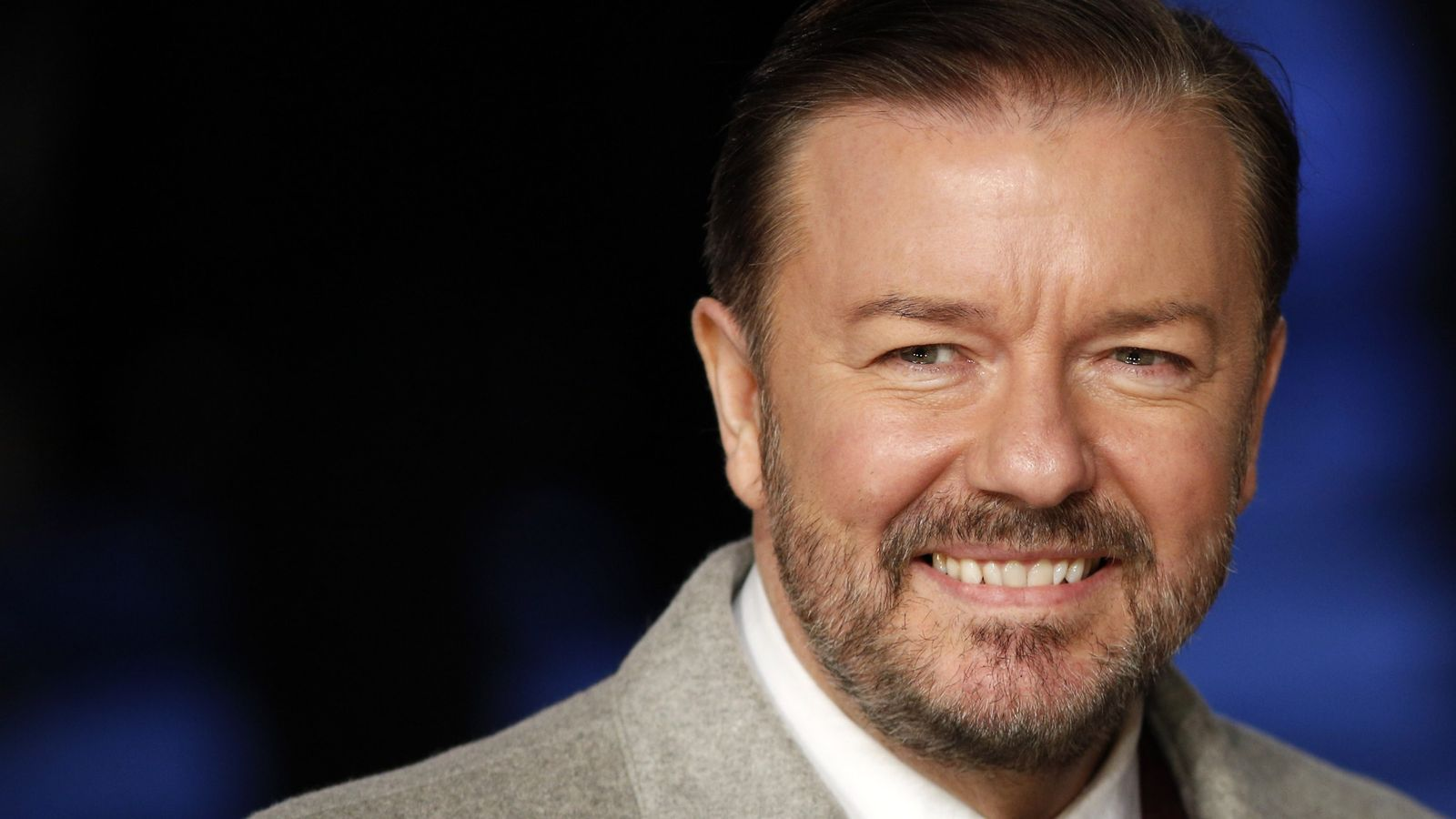 Ricky Gervais defends AIDS joke after backlash