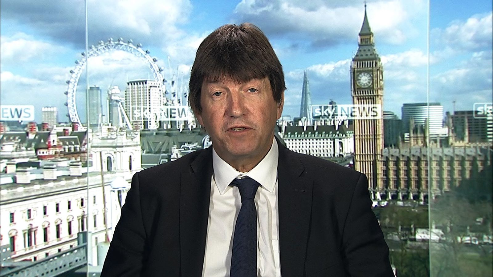 Lord Porter, the Chairman of the Local Government Association, says councils all over the country want to help residents.