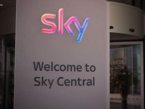 Sky is the owner of Sky News