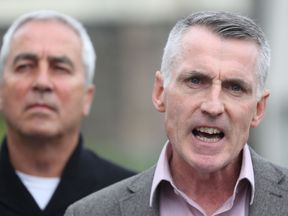 Declan Kearney has accused the DUP of refusing to budge on key issues