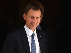 Jeremy Hunt was reappointed as Health Secretary by Theresa May this week