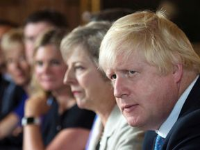 Boris Johnson is accused of being 'self-obsessed' amid reports he is on leadership 'manoeuvres'