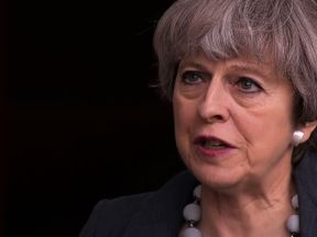 Theresa May says she expects police and MI5 review of London terror attacks