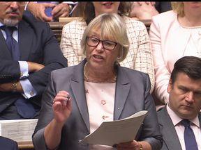 Tory MP Sheryll Murray
