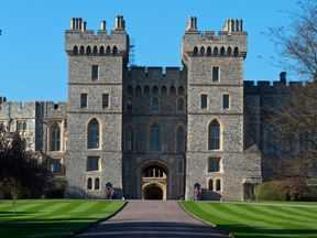 Windsor Castle. File pic