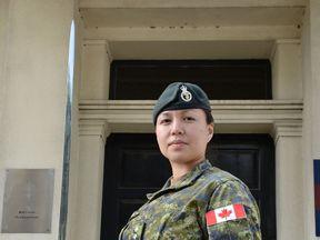 Captain Megan Couto