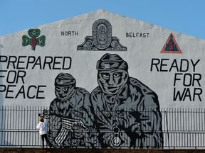 Haggarty was commander of the Ulster Volunteer Force's north Belfast unit