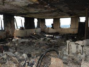 Dozens were killed in the Grenfell Tower blaze