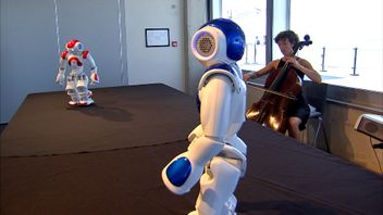 Could robots do opera one day?
