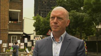 FBU General Secretary Matt Wrack: de-regulation may be to blame for the choice of cladding