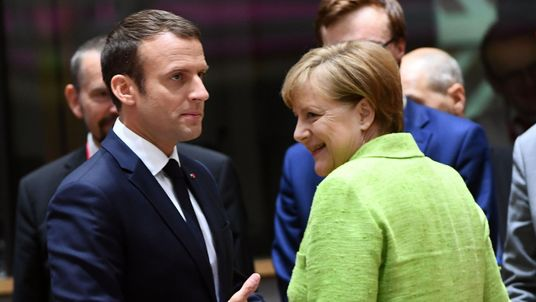 France and Germany are beginning to define themselves by the UK's absence.          Faisal Islam