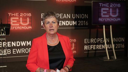 Gisela Stuart, prominent Leave campaigner