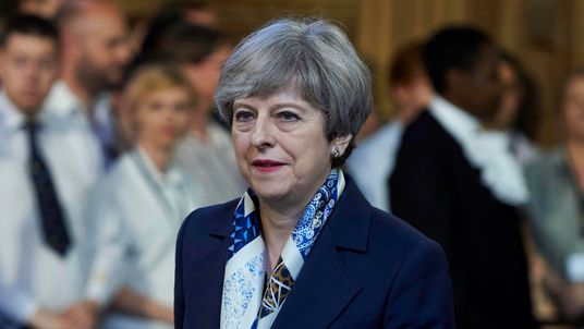Mrs May was forced to drop controversial policies that wouldn't pass through Parliament