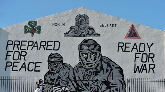 Haggarty was commander of the Ulster Volunteer Force's north Belfast unit