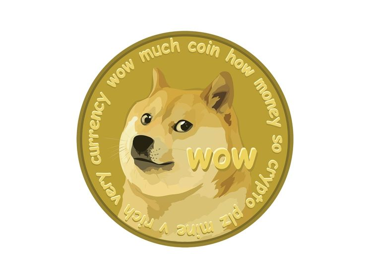 The logo for Dogecoin was designed by Christine Ricks