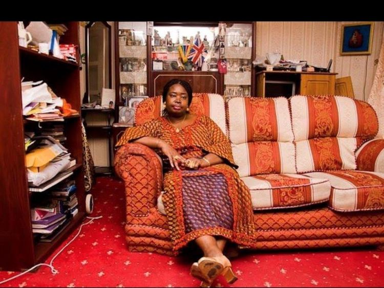 Mary Mendy, who is in her late 50s, was in her 20th floor flat with daughter Khadija Saye