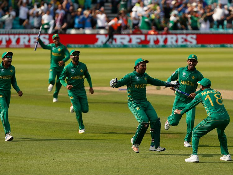 Pakistan completed a stunning turnaround