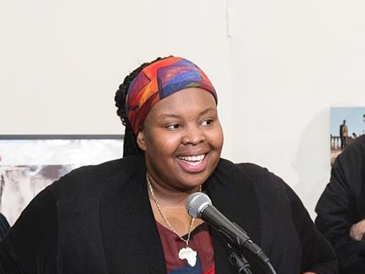 Artist Khadija Saye, 24, is among those missing