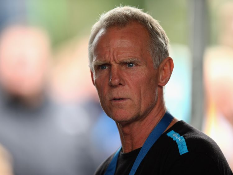 Shane Sutton quite after the allegations were made