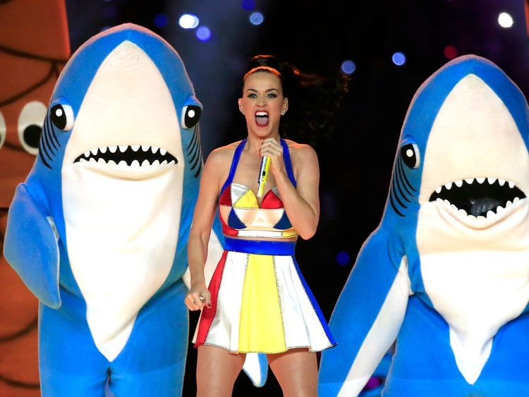 Katy Perry will also be on the bill at the Old Trafford cricket ground