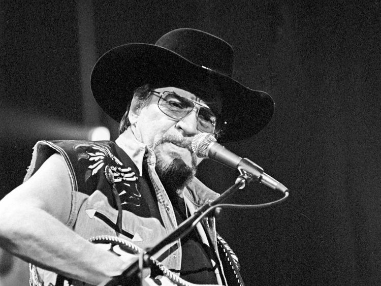 Jennings, who passed away in 2002, was one of the founders of outlaw country