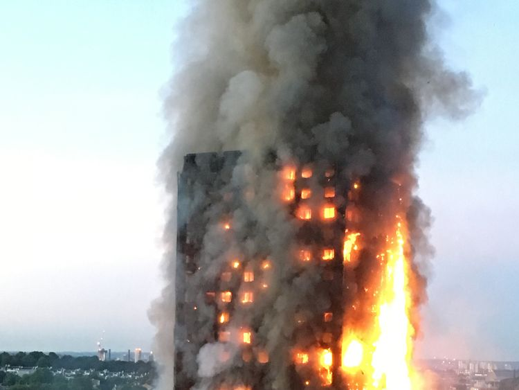 Sixty Tower Blocks Fail Fire Cladding Safety Tests After Grenfell Blaze