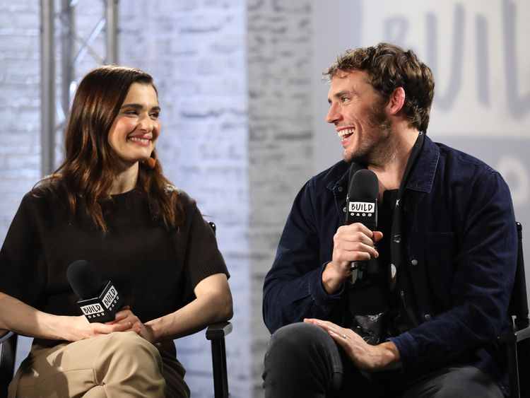 Sam Claflin and Rachel Weisz star in My Cousin Rachel