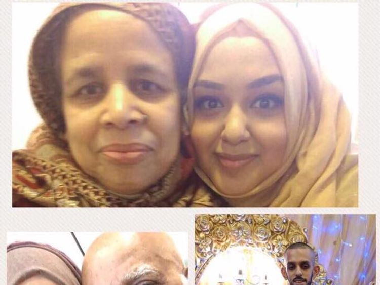 Five members of the Begum family are missing