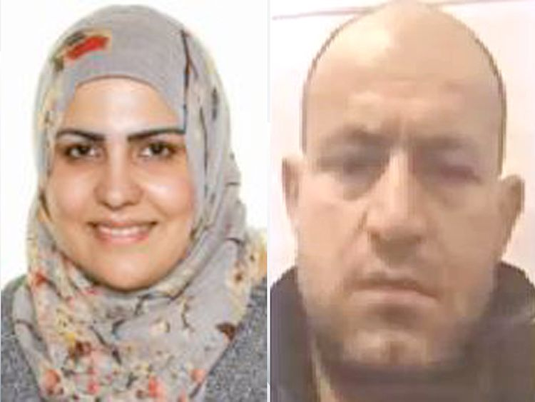 Nadia and Bassem Choucair