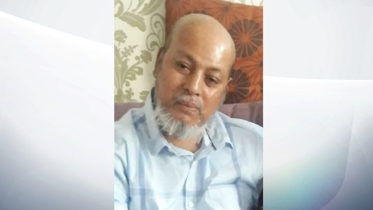 Mr Ali was described by his family as a 'quiet gentle man'
