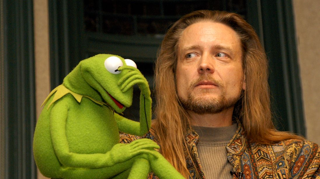 Steve Whitmire has been the man behind the frog since 1990
