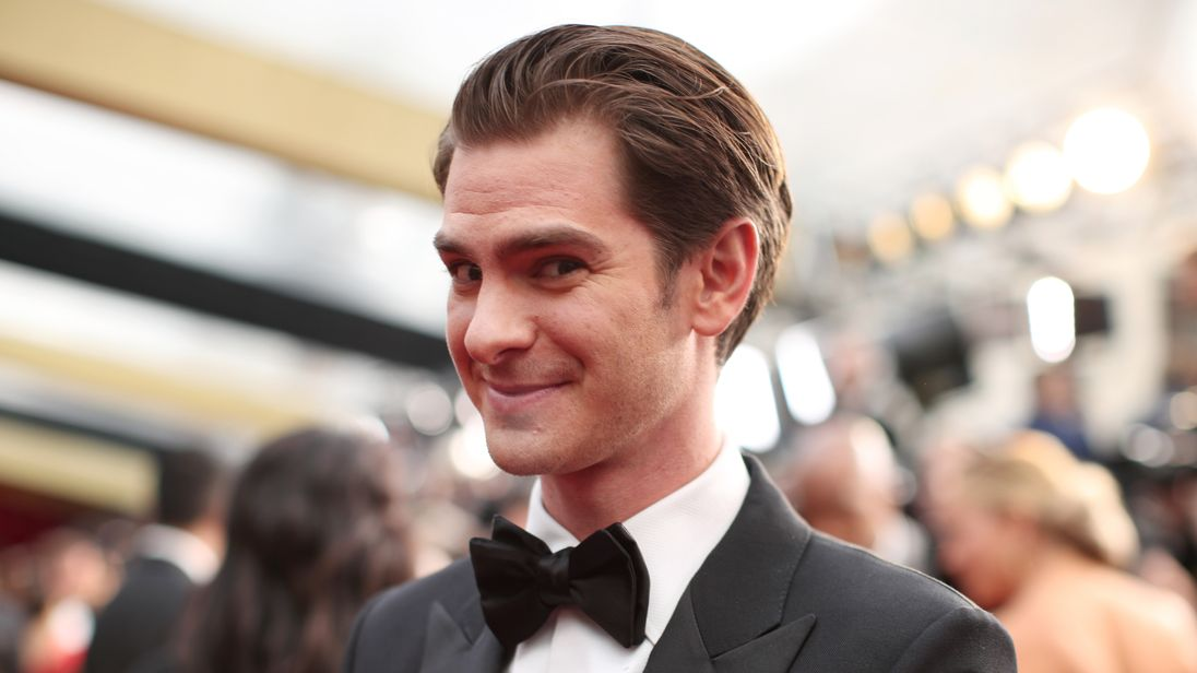 Andrew Garfield Says He's Gay 'Just Without the Physical Act'