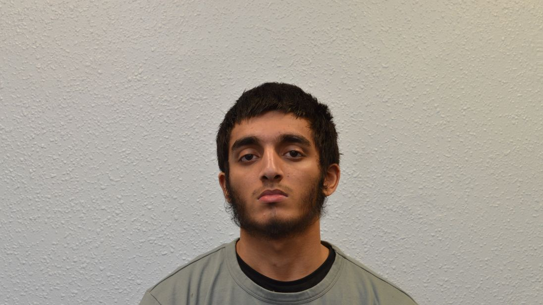 Haroon Syed became radicalised after his brother was arrested