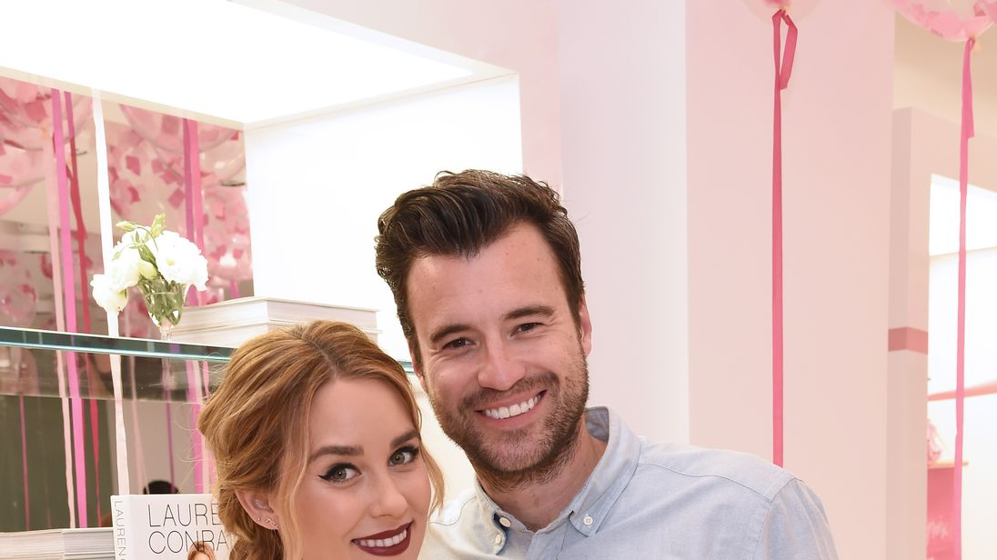 Lauren Conrad and William Tell Welcome a Baby Boy