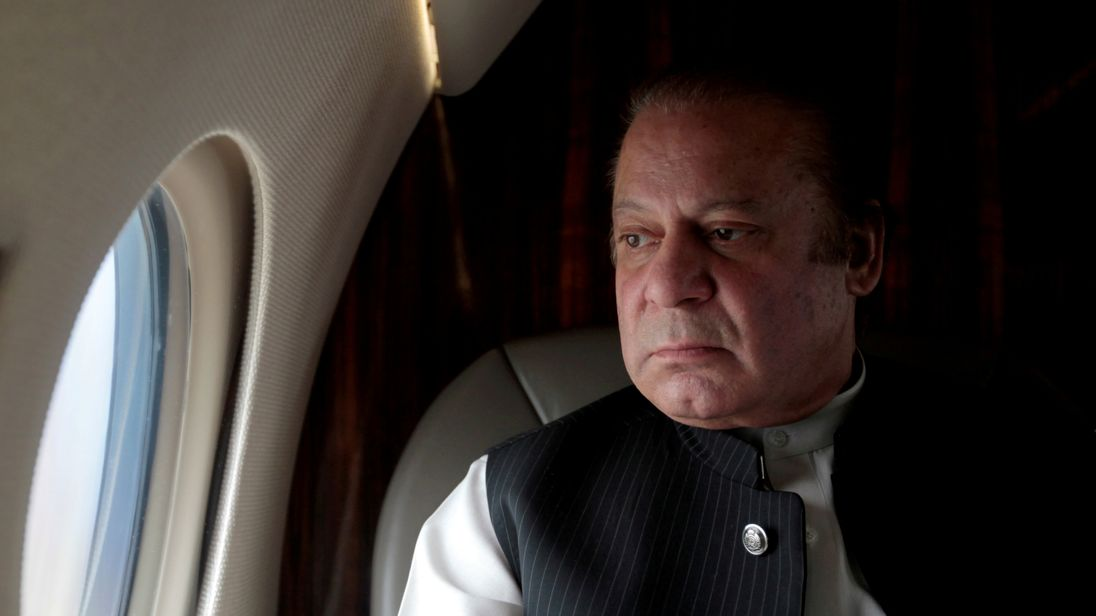 Nawaz Sharif vacates PM House; off to Murree with family