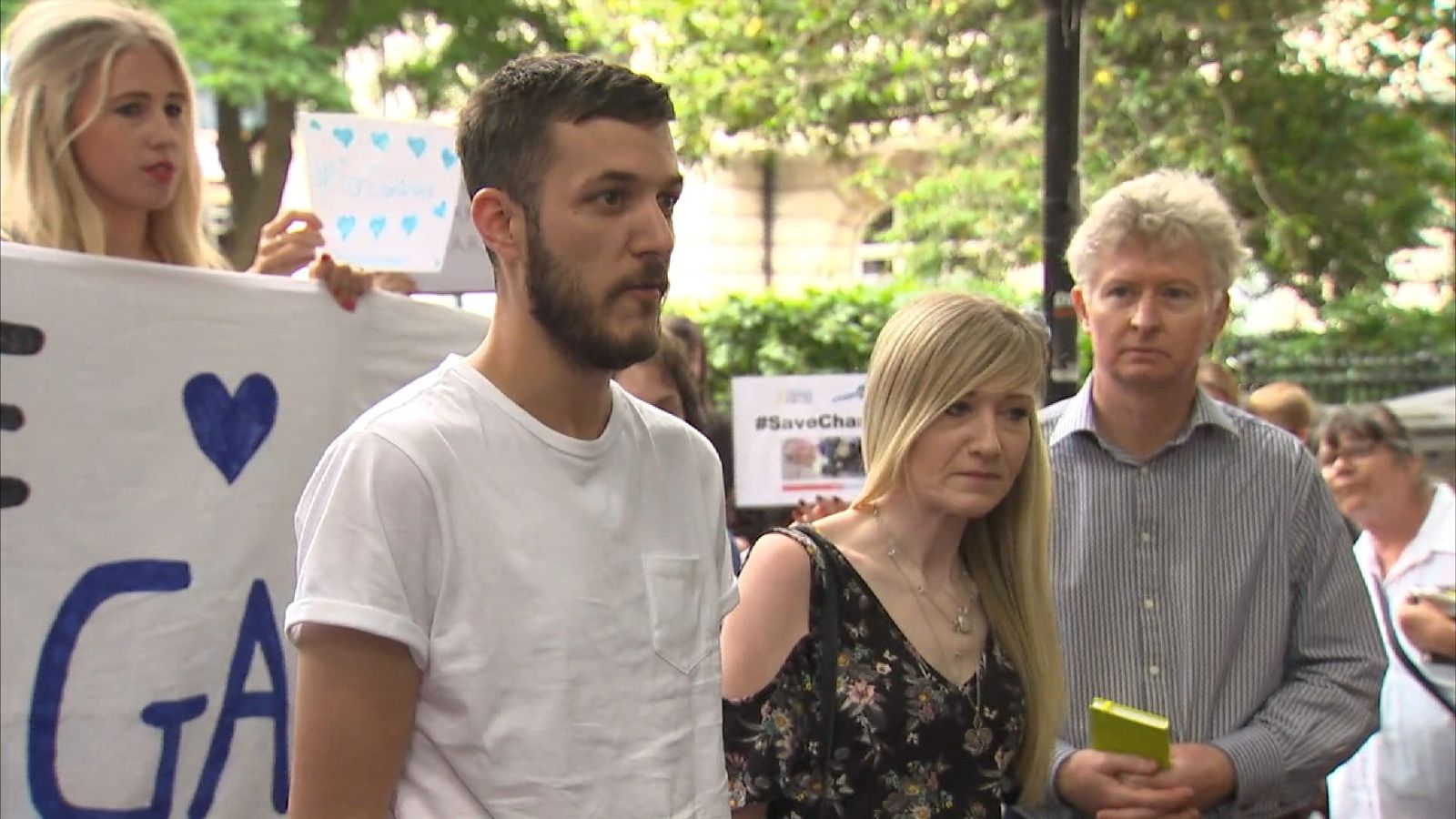 United Kingdom hospital seeks court hearing on new Charlie Gard evidence