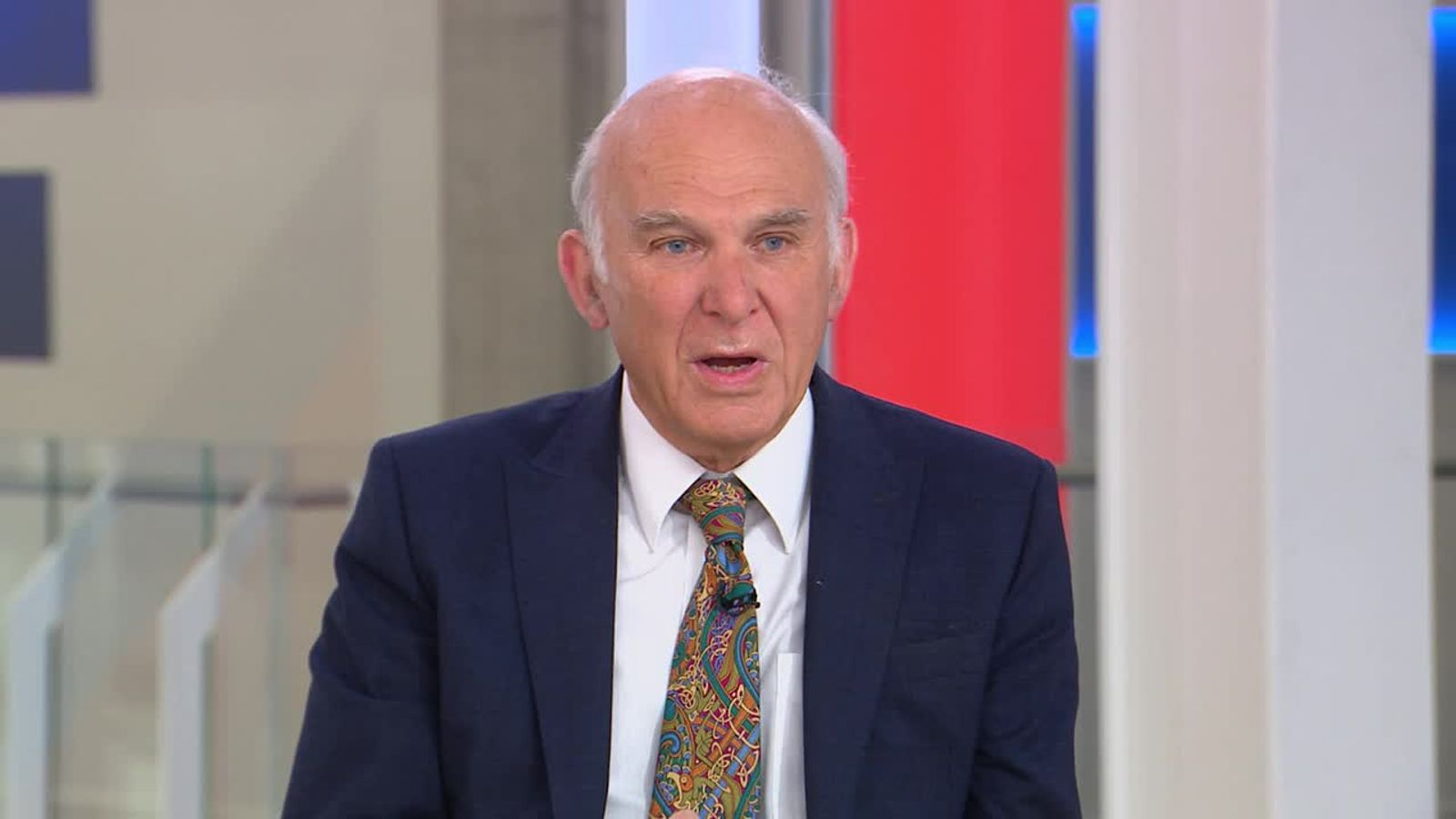 'Exit from Brexit': New Lib Dem leader Sir Vince Cable's promise