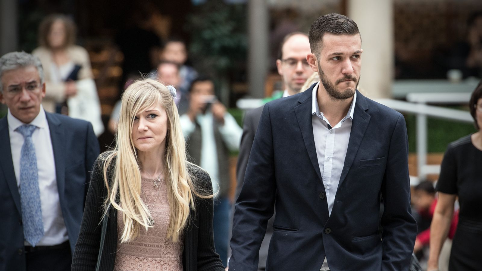 Charlie Gard's parents prepare to say goodbye to their 'absolute warrior' son