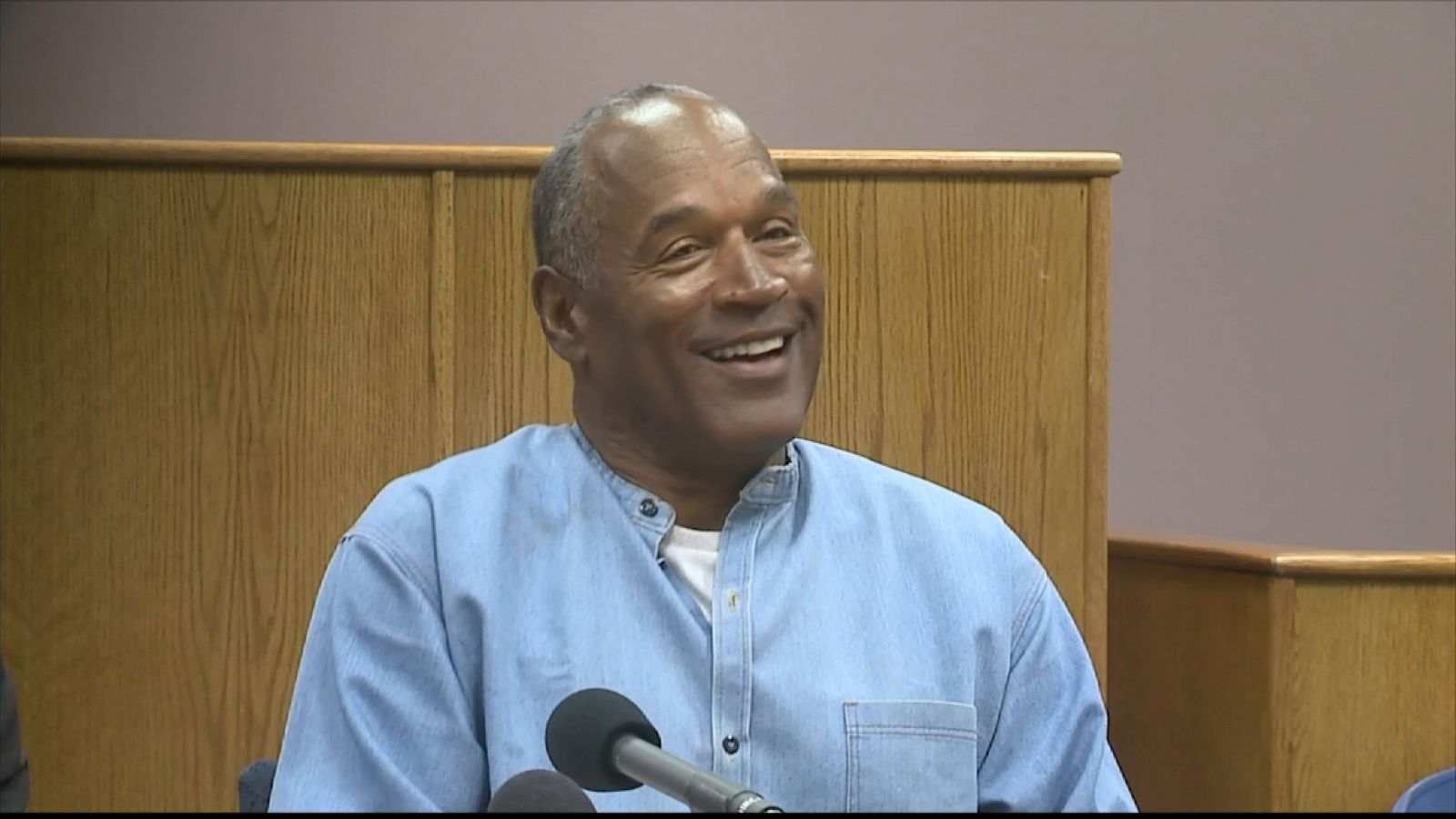 Alleged murderer OJ Simpson to be freed from prison