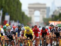 Froome finished 54 seconds ahead of Colombia's Rigoberto Uran