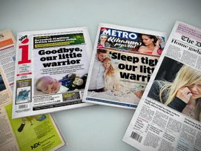 Tuesday's papers
