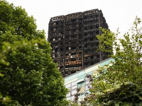 At least 80 people were killed in the devastating blaze