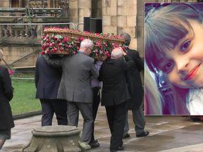 Saffie Roussos funeral