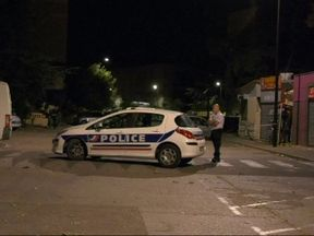 The shooting happened outside a mosque in Avignon