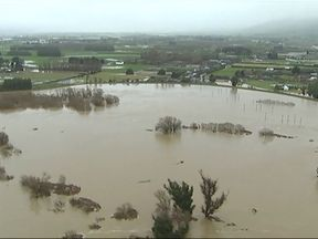 New Zealand Floods