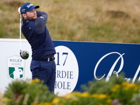Golfer Branden Grace makes history at major with a round of 62 at The Open