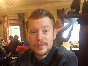 Joe Robinson, a former soldier who has been arrested in Turkey for going to Syria to fight against ISIS
