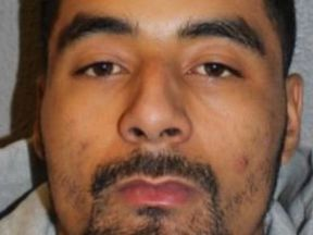 Police are searching for Ralston Dodd, 25,  who is described as an 'extremely dangerous' offender