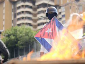 Venezuela crisis. Ramsay VT