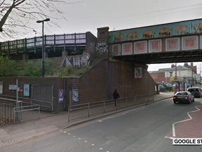 Birmingham witton station, where a 14-year-old girl was raped in July 2017